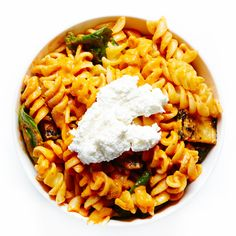 Perfect Pasta with Rosee Sauce