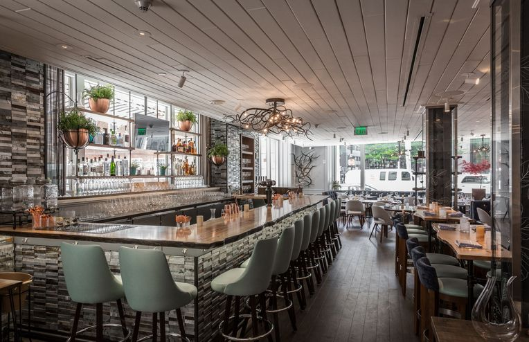 A Look at 3 Restaurants Designed by a Food-Loving Architect