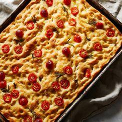 I Found an Amazing Tomato-Rosemary Focaccia Recipe in Wales