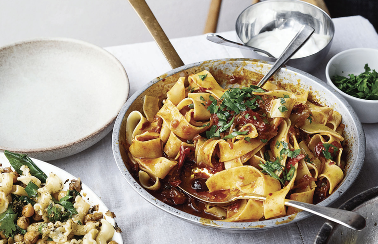 16 Ottolenghi Recipes That Make Our Lives a Little Simpler (& a Lot Tastier)