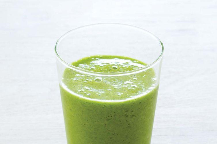 Green Mojito Smoothie