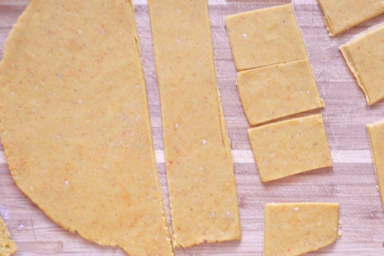 Lentil Pasta - Dal Dhokli