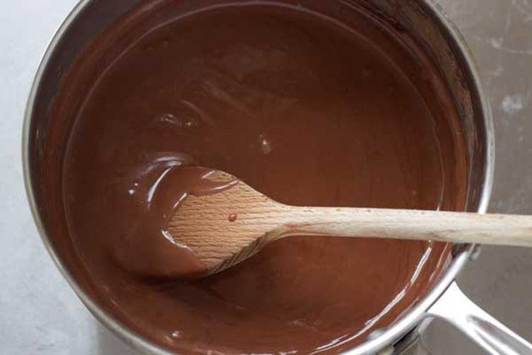 Nutella Ganache (crema ganache al gianduia)