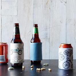 Reversible Can & Bottle Koozie