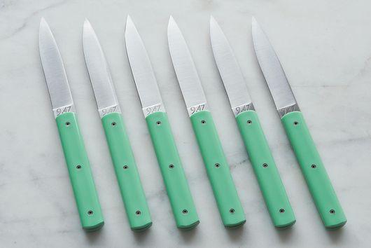 PERCEVAL 9.47 French Steak Knife Box Set