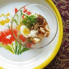 Javanese Chicken Porridge