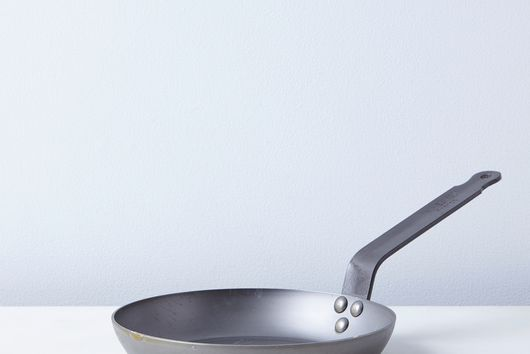 Mauviel M'steel Round Fry Pan