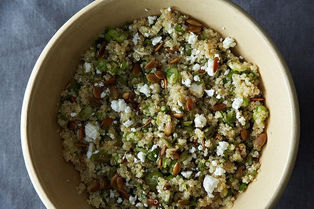 NR Quinoa Salad on Food52