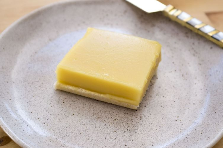 No-bake lemon tart