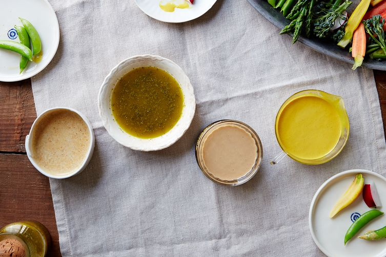 Almond Butter Citrus Sauce
