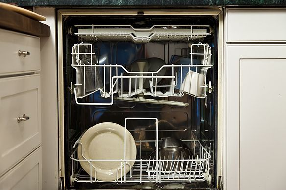 how to clean dishwasher properly