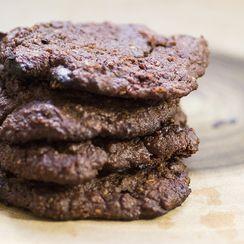 Gluten-Free Raspberry Hazelnut Chocolate Chip Cookies