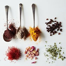 New Persian Kitchen Spice Set