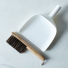 Sweeper & Funnel Dust Pan