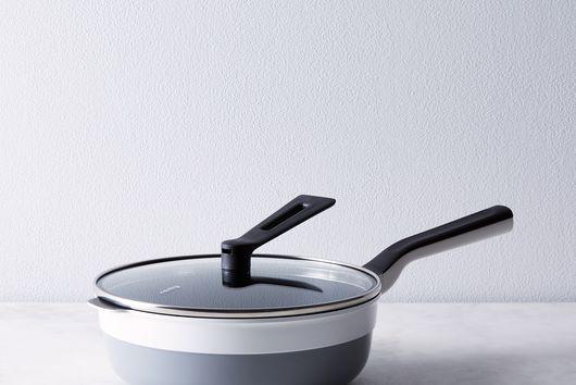 Remy Nonstick Space-Saving Saucepan