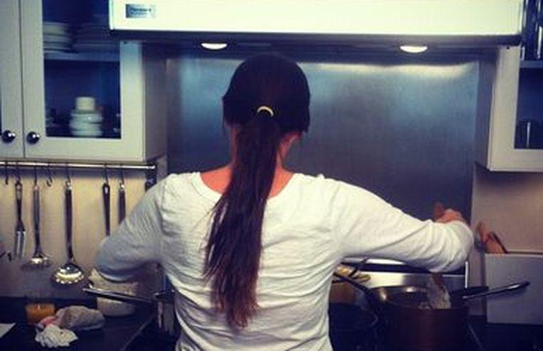 In the Test Kitchen