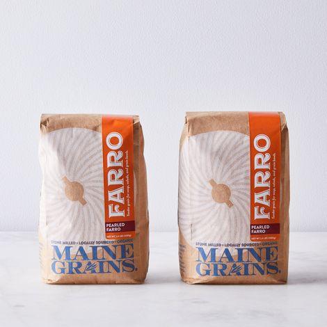 Organic Pearled Farro (2-Pack)