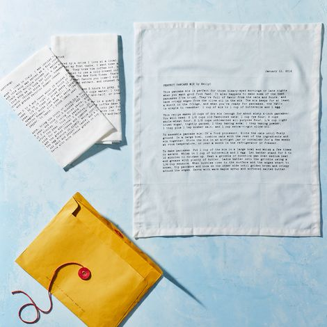 Food52 Community Recipe Napkins (Set of 4)