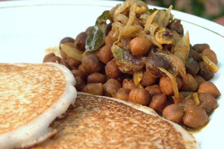 Chickpea Curry (Kadala Curry)