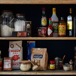 Pantry Staples by Camille Winnie