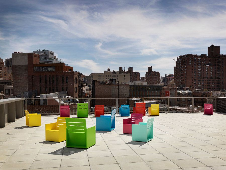 The Whitney Museum by Huffington Post
