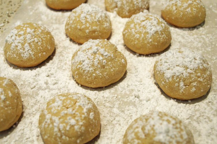 Mexican Wedding Cookies (Polvorones) (Vegan) Recipe on Food52