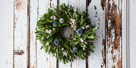 1755f2e4 9742 4edf a79d e3e82474a7c9  2016 0316 creekside farms myrtle blue thistle wreath carousel mark weinberg 138