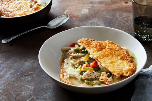 Carla Hall Calls This Chicken Pot Pie a Lifelong Friend
