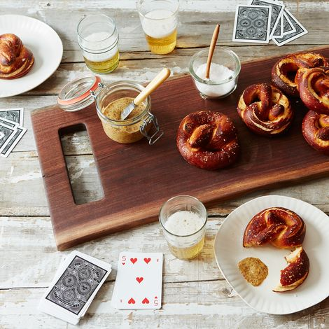 Walnut Feast Board