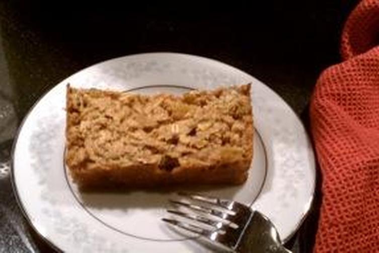 Cardamom Spiced Porridge Loaf