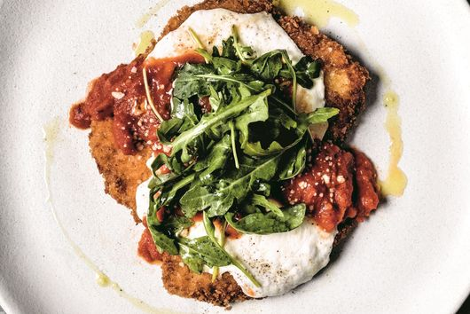 Bobby Flay's Chicken Parmesan