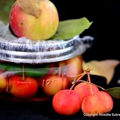Crab apples in Brine