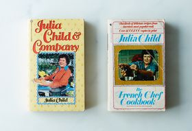 B446e23a 0fbf 4632 9530 6cfa57b216a2  jessica reed hand embroidered vintage cookbooks julia child set provisions mark weinberg 30 05 14 1082 silo