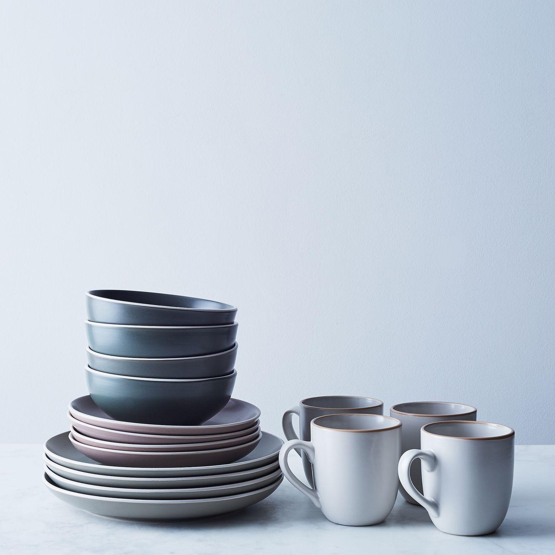 dansk kisco dinnerware set of 16 on food52