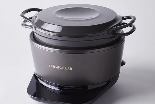 Vermicular Musui-Kamado Cast Iron Induction Cooker