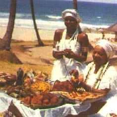 Bahian Coconut Couscous