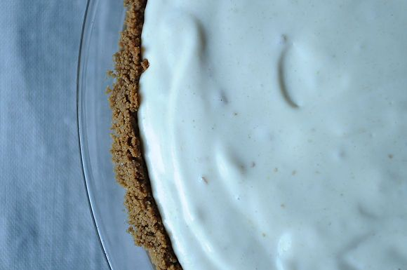 Dick Taeuber's Brandy Alexander Pie