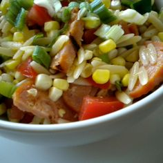 """Maque Choux"" Pasta Salad"
