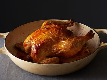 So You Roasted a Chicken—But What About the Pan Drippings?