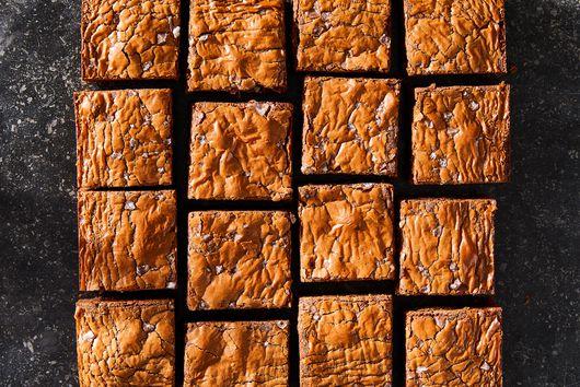 You're 3 Ingredients From Fudgy Buckwheat Brownies