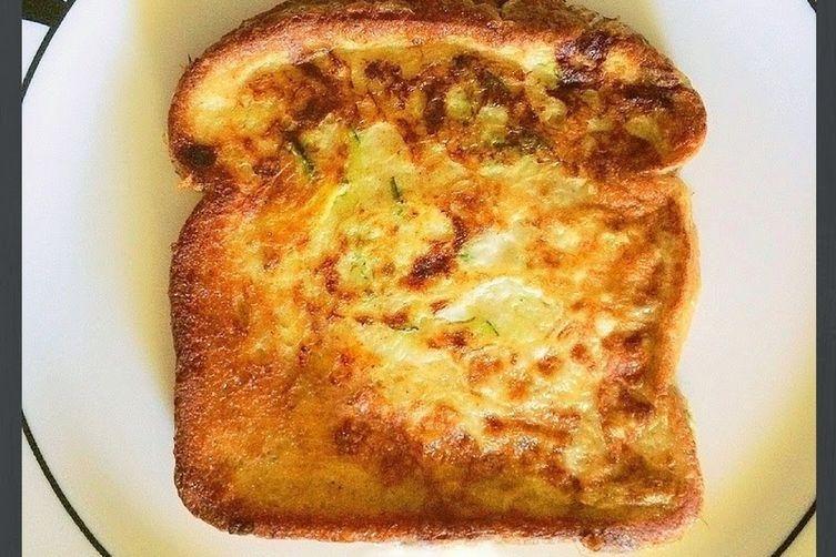 Creamcheese Zucchini FrenchToast