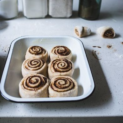 12 Cinnamon Rolls (& Yeasted Friends) To Make Your Head Swirl