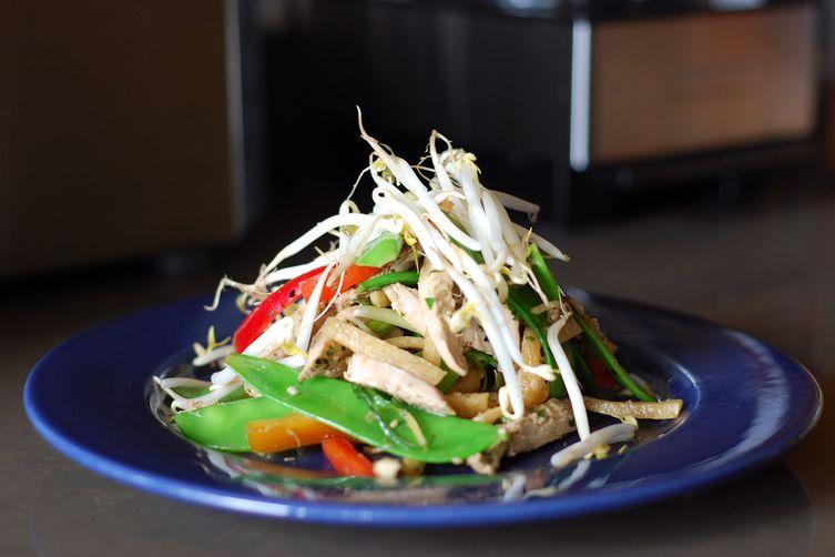 Best Ever Asian Chicken Salad
