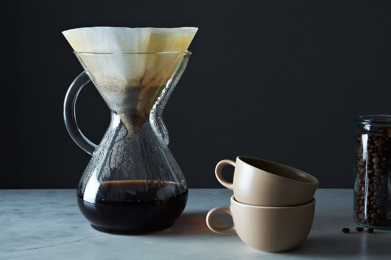 Brush off cold brew: Use the pour-over method for the best iced coffee.