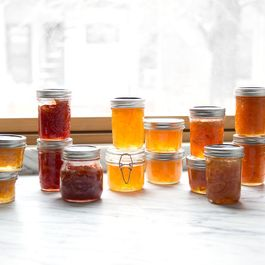 jam, jells, and jars by Ida