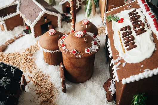 How to Make a Gingerbread Farm, Part 2