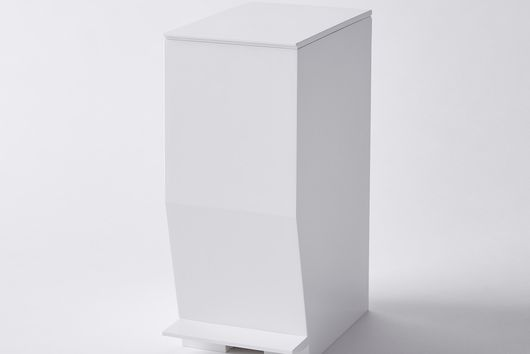 Mini Pedal Bathroom Wastebin