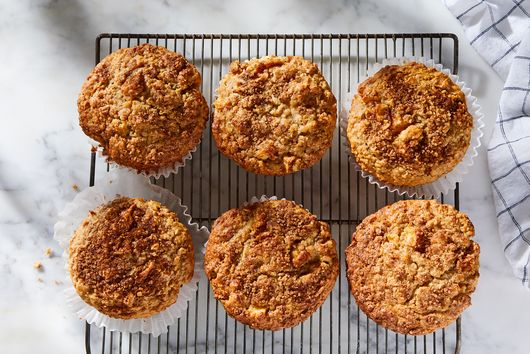 Our Best Apple Muffins