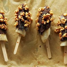 12 Snacks That Are Better Covered in Chocolate