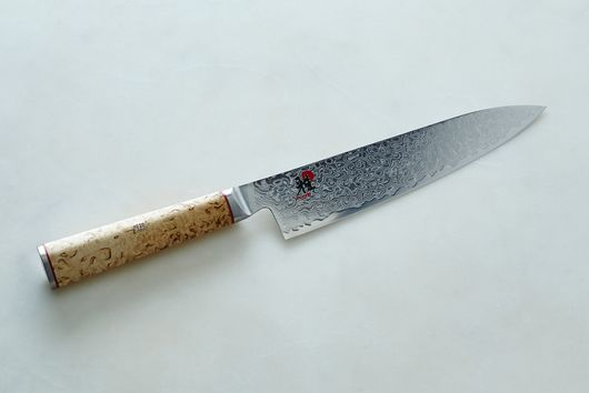 Miyabi Birchwood Damascus Knife Collection